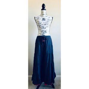Old Navy Boho Maxi Skirt